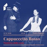 Cappuccetto Rosso - con Marta Padovani e Walter Sabato