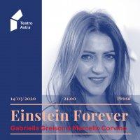 Einstein Forever - con Gabriella Greison e Marcello Corvino