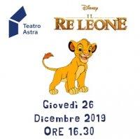 Il Re Leone - con