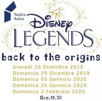 I Film di Walt Disney al Teatro Astra - con