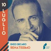 RENATISSIMO - I primi 101 anni di Renato Carosone  - con Enzo Decaro